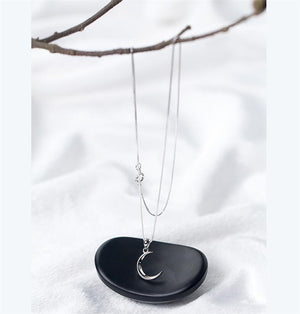 Sweet Moon 925 Sterling silver