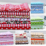 Sewing Patchwork Floral Prints 100% Cotton