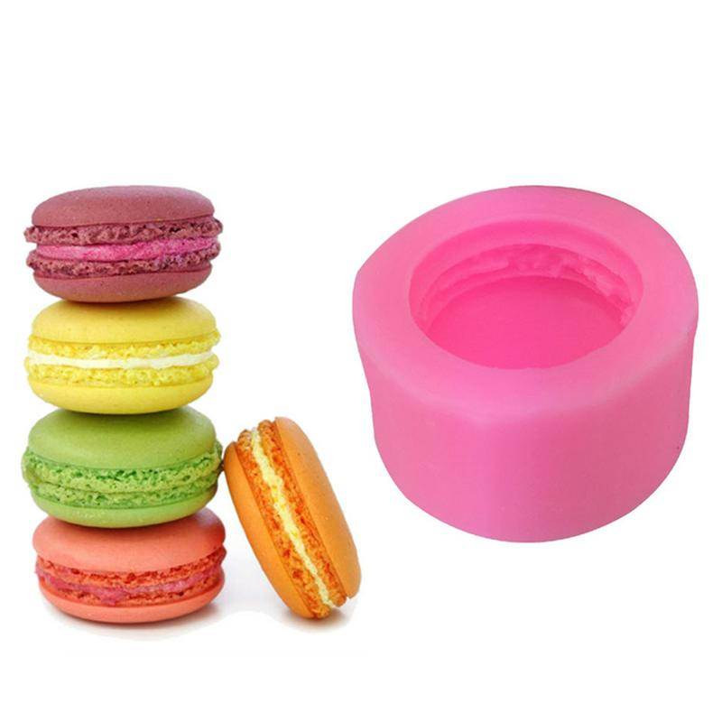 Macaroon Style Silicone Mold