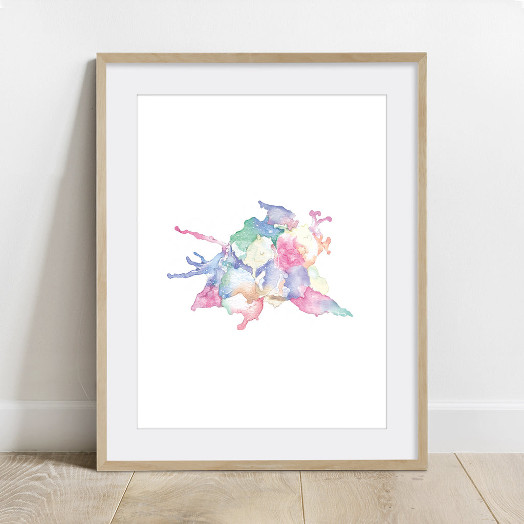 Platelet, Thrombocytes Art Print