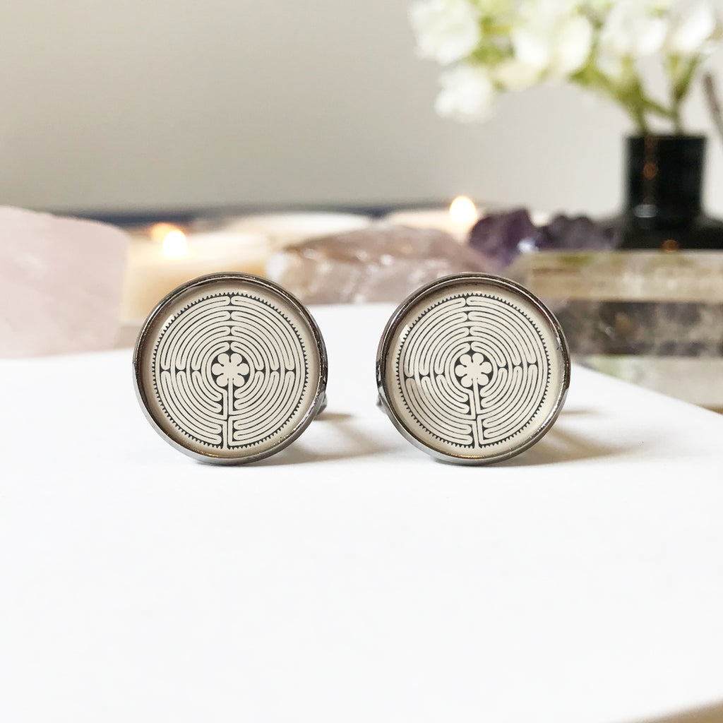 Labyrinth Cufflinks
