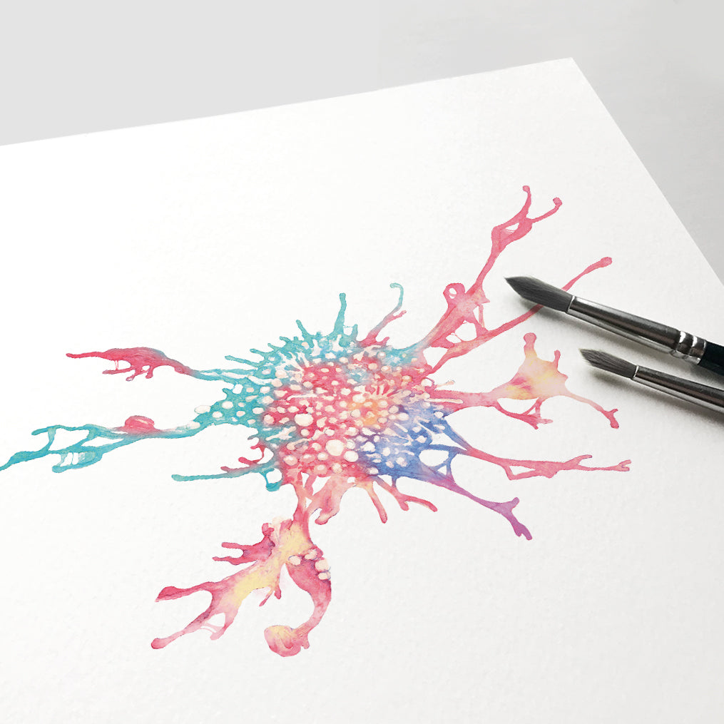 Cancer Cell Art