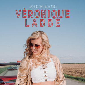 CD Album « Une Minute » - Véronique Labbé