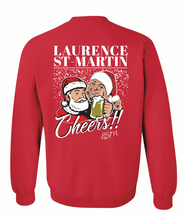 Charger l'image dans la galerie, Hoodie « Cheers » - Laurence St-Martin