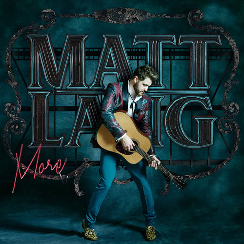 CD Album « More » - Matt Lang