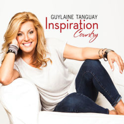 CD Album « Inspiration Country » Guylaine Tanguay