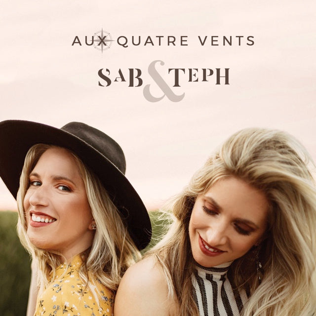 EP Album « Aux quatre vents » Sab & Steph