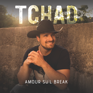 CD Album « Amour Su'l Break » - Tchad