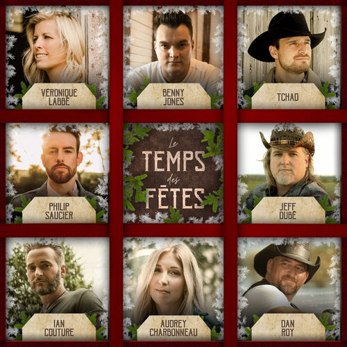 CD Album « Le temps des fêtes » - Collectif