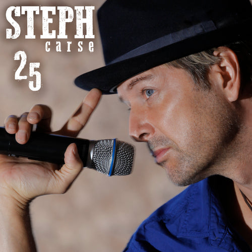CD Album « 25 » - Steph Carse