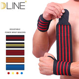 Bracelet de force   protection poignée Sports Gym Power Training Men Women