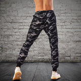 Jogging Hommes Sports Camouflage