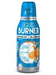 Minceur Liquid Burner Vegan 3en1 500 ml Eric Favre