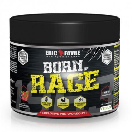 Pre-Workout  Born of Rage Explosive Eric Favre