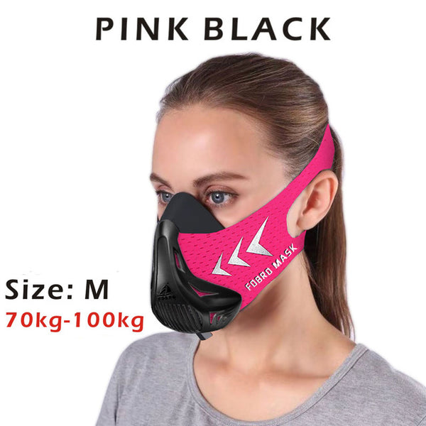 Training Mask Femme Crossfit Haute Altitude