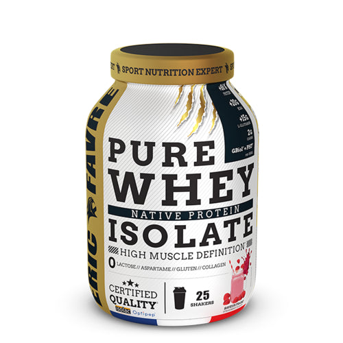 Pure whey isolat eric favre