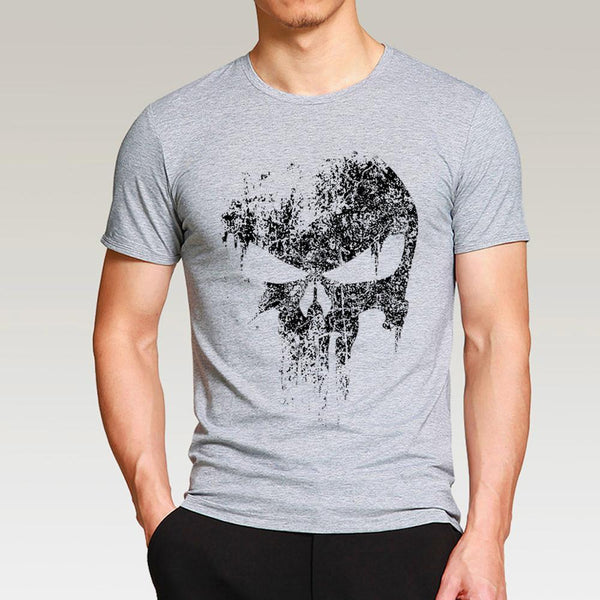 Tshirt  Punisher  homme