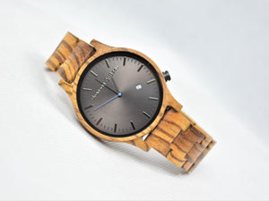 Bamboo Tiger Watch