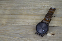 Bamboo Panther Watch