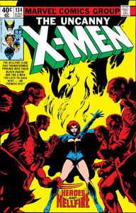 Synopsis of The Uncanny X-men Vol.1 #134