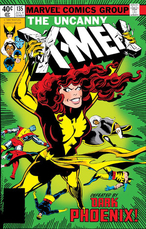 Synopsis of The Uncanny X-men Vol. 1 # 135