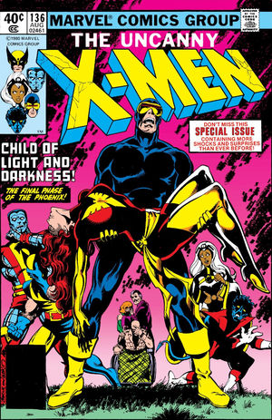 Synopsis of The Uncanny X-men Vol.1 #136