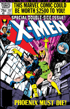 Synopsis of The Uncanny X-men Vol.1 #137