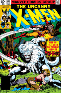 Synopsis of The Uncanny X-men Vol.1 #140
