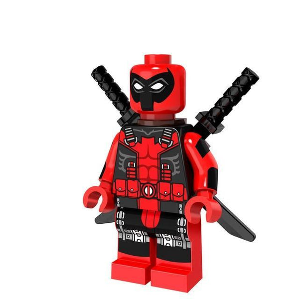 Deadpool Minifigures