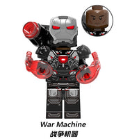 Marvel Avengers War Machine Infinity War