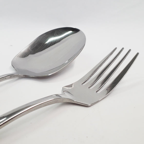 Fish Serving Fork & Spoon