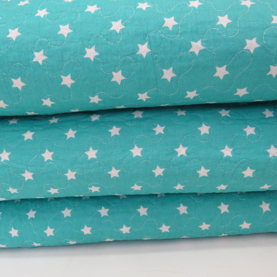 QUILT DREAM STAR BLUE