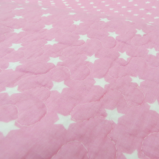 QUILT DREAM STAR PINK