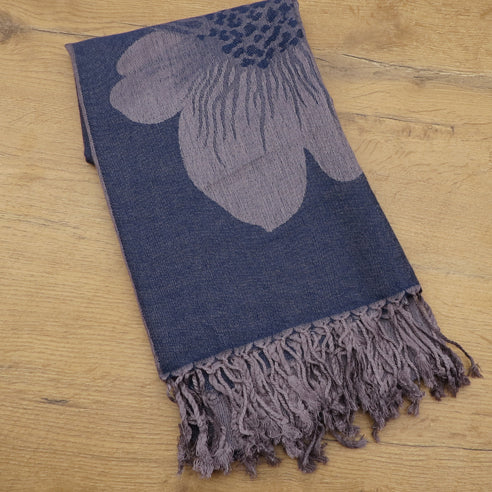 ALCEA DENIM SCARF