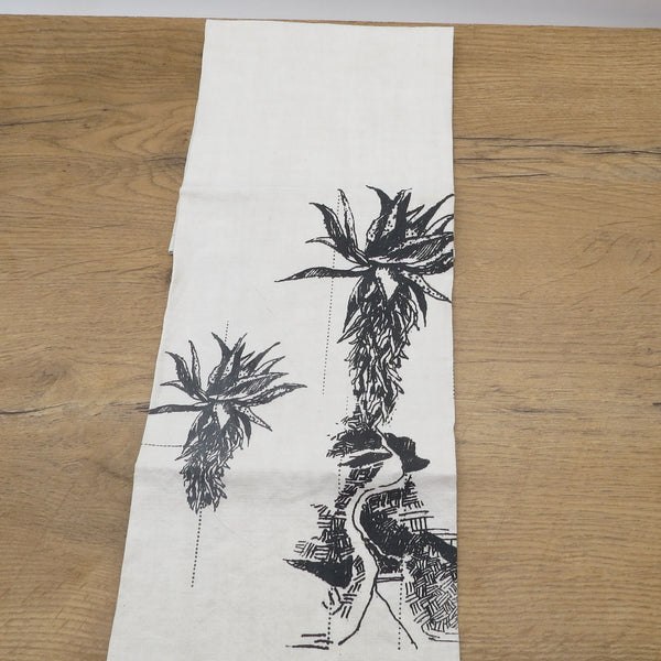 ALOE TEA TOWEL