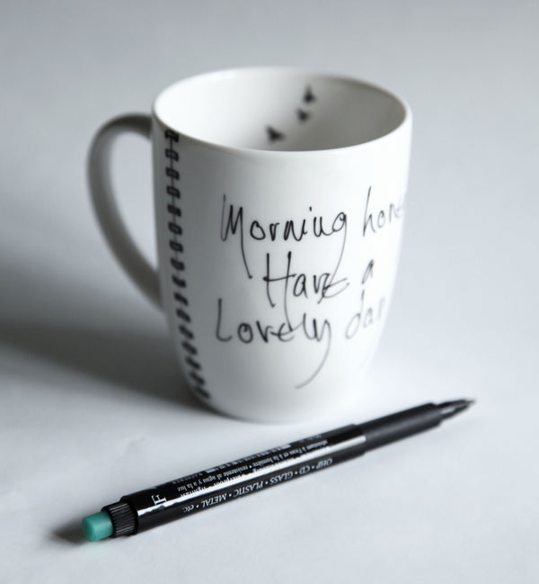 BRANCH MESSAGE MUG & PEN