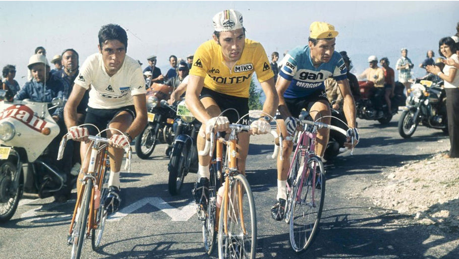 History of the Tour de France