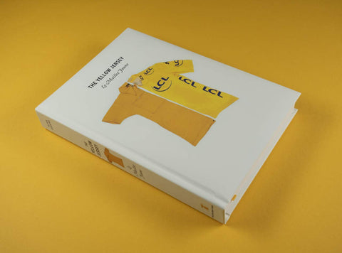 Yellow Jersey Book – Gift for Tour de France Fan