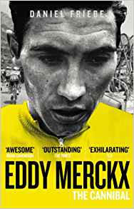 english cyclist - eddy merckx book 2