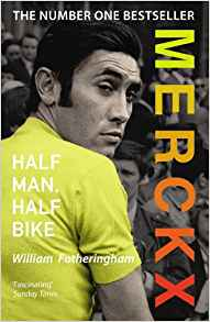 english cyclist - eddy merckx book 1