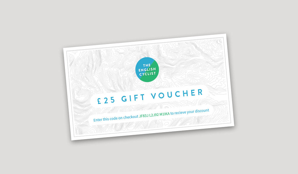 Cycling Gift Voucher - English Cyclist