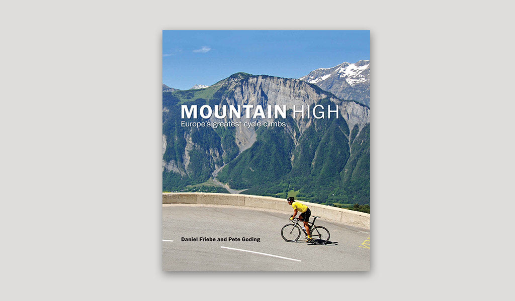 Cycling Gift - Mountain High Book