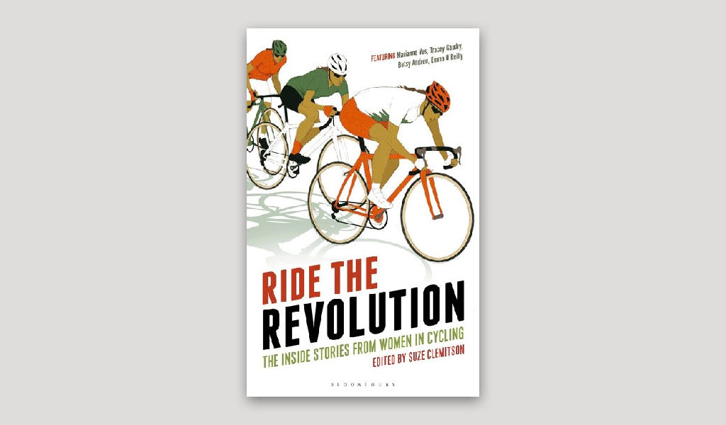 Womens Cycling Gift - Ride the Revolution Book