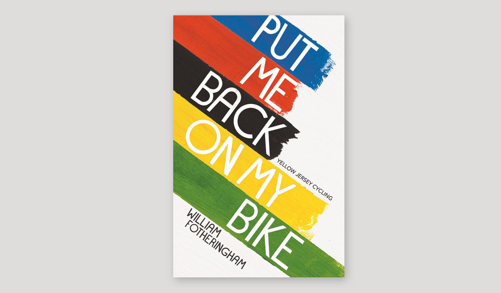 English Cyclist Gift - Tom Simpson Book