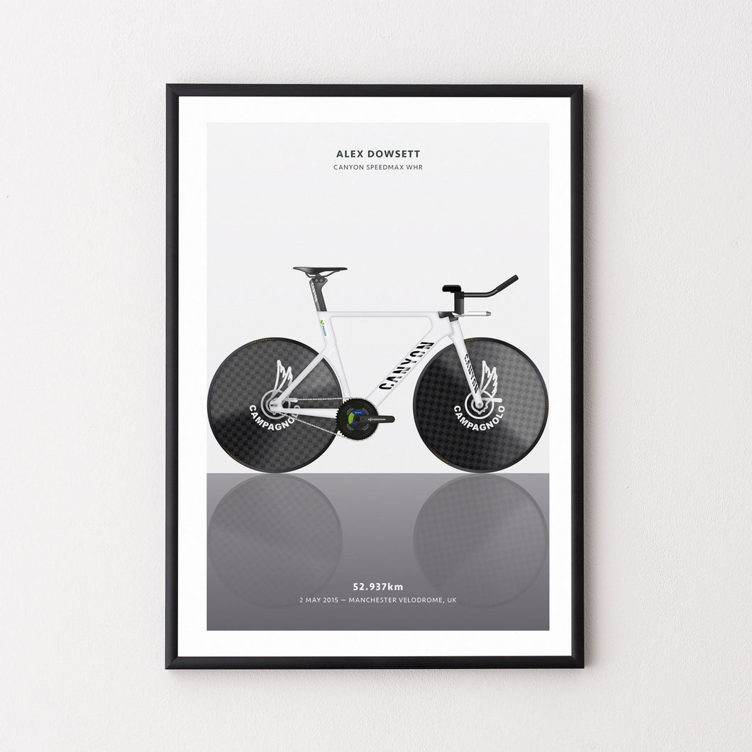 Alex Dowsett Hour Record