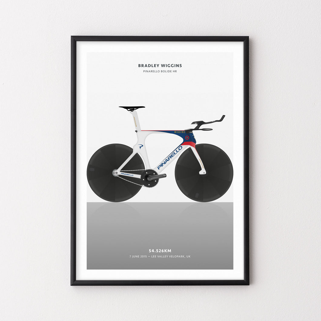 Bradley Wiggins Hour Record