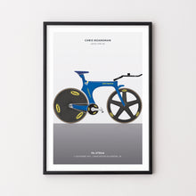 Load image into Gallery viewer, Chris Boardman Hour Record