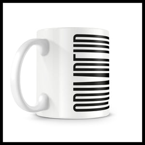 Grimpeur Mug – Gifts for Cyclists by the English Cyclist