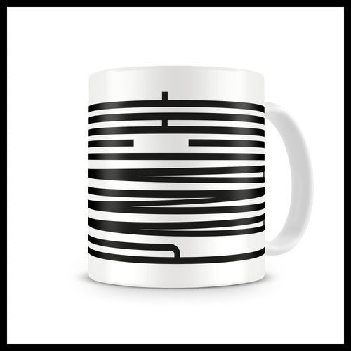 Panache Mug – Gifts for Cyclists by the English Cyclist
