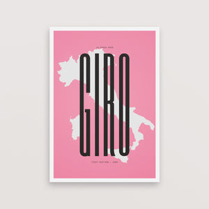 Tour Giro & Vuelta Maps